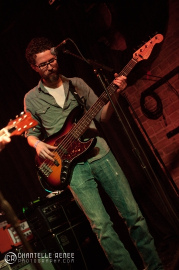 Evan Johnson (Bass/vocals)